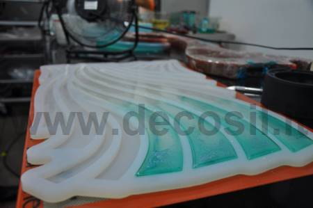 Molde Estilizado Eco Tablet Spike Linea Malizia